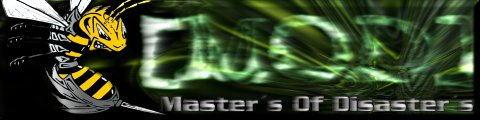 Master of Disaster - [MOD]