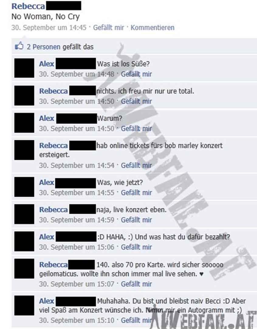 Facebook Idioten Finder